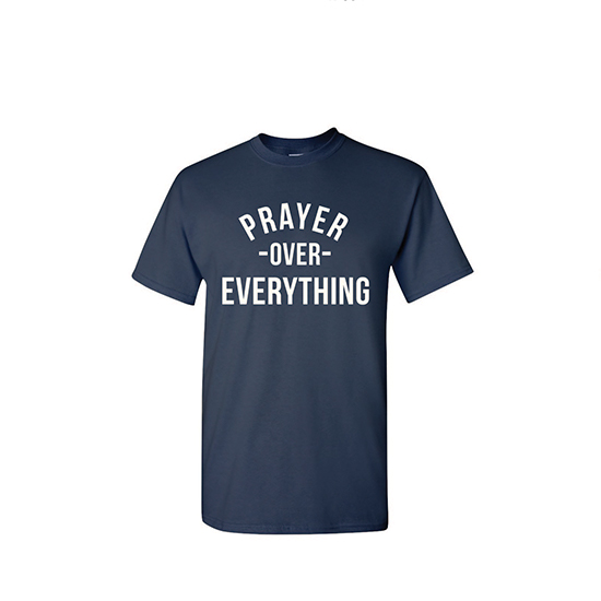 Pray Over Everything - Blue