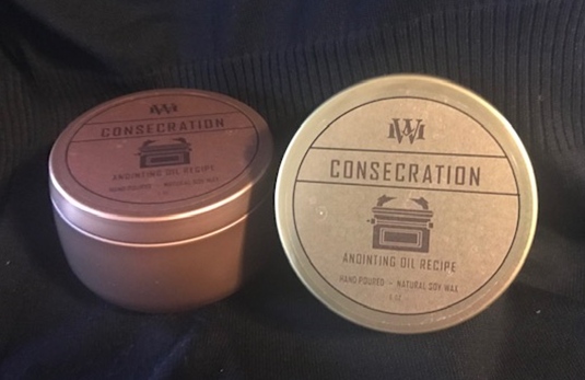 Consecration Candle